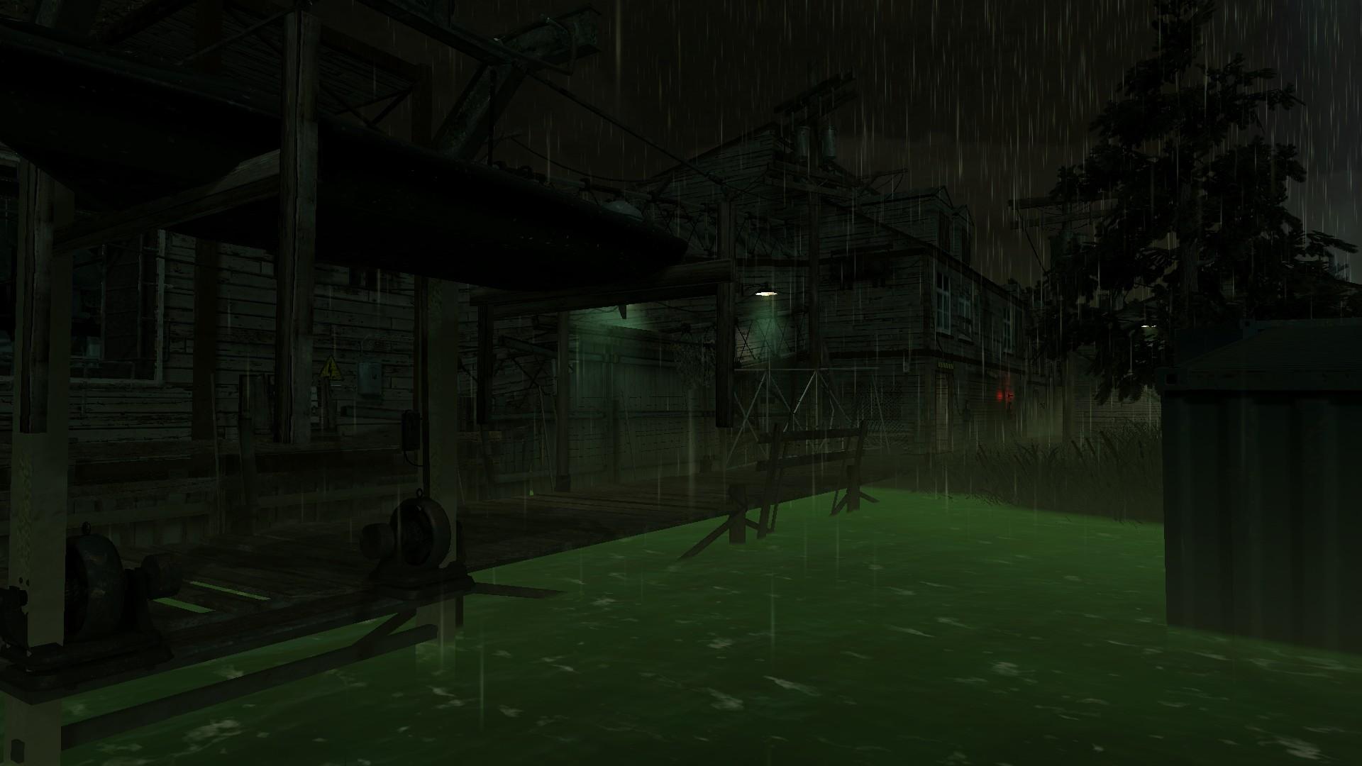 UGX Comosea - Custom Zombie Maps